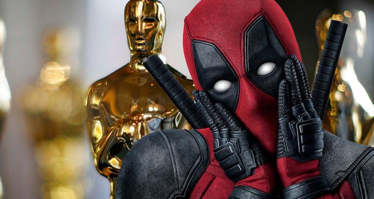 """E o Oscar vai para…? """"Deadpool"""" ganha chances de receber a estatueta após ser indicado para o PGA"""