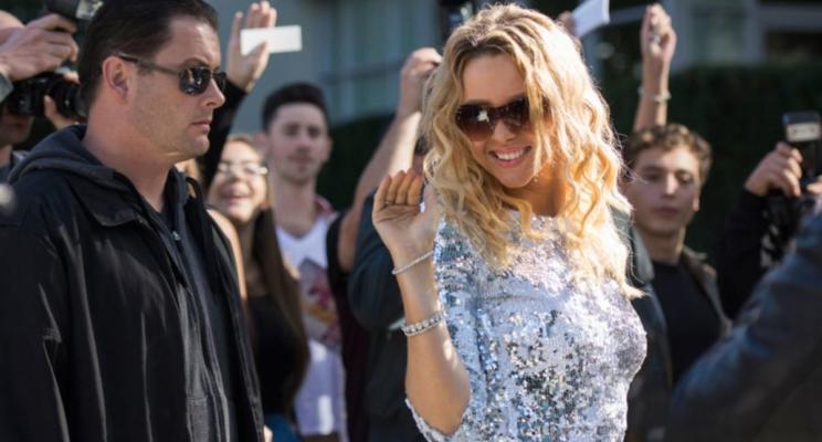 """Nós assistimos """"Britney Ever After"""", o telefilme sobre a carreira de Britney Spears (ou parte dela)…"""