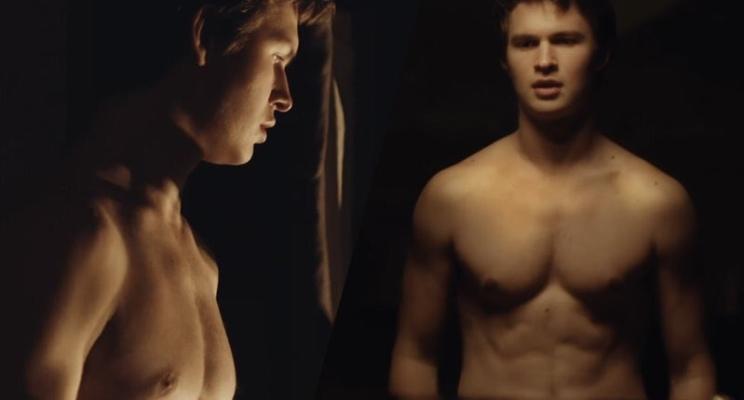 """Ansel Elgort, de """"A Culpa é das Estrelas"""", lança clipe sexy para sua música """"Thief"""""""