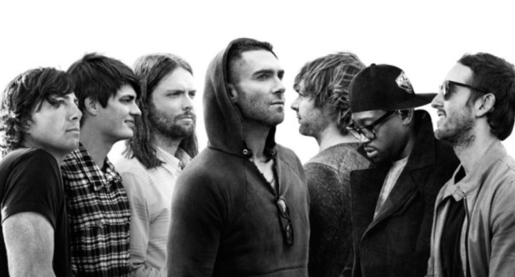 "Ouça ""Cold"", nova música da banda Maroon 5 com o rapper Future!"