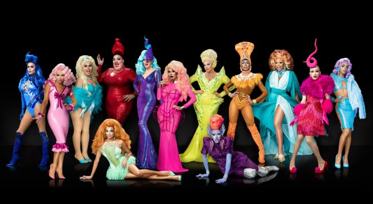 """Já saiu teaser e as queens que participarão da nona temporada de """"RuPaul's Drag Race""""!"""