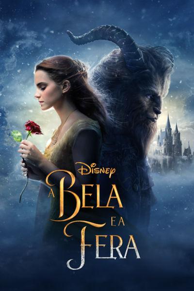 Crítica | A Bela e a Fera encanta e nos faz reviver toda a magia do clássico de 1991!