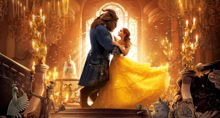 """""""A Bela e a Fera"""" atingiu US$ 1 bilhão de arrecadação em bilheteria mundial!"""