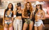 """HERE WE GO!!! As meninas do Little Mix agitam um bar country no clipe da faixa """"No More Sad Songs"""""""
