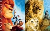 Esses pôsteres de filmes clássicos da Disney com animais de verdade são incríveis!