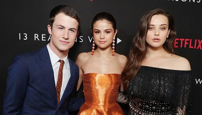 """Selena Gomez e Katherine Langford falam sobre possível 2ª temporada de """"13 Reasons Why"""""""