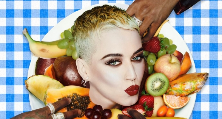 "Gravadora de Katy Perry cancela ""Bon Appétit"" como 2º single do álbum ""Witness"""