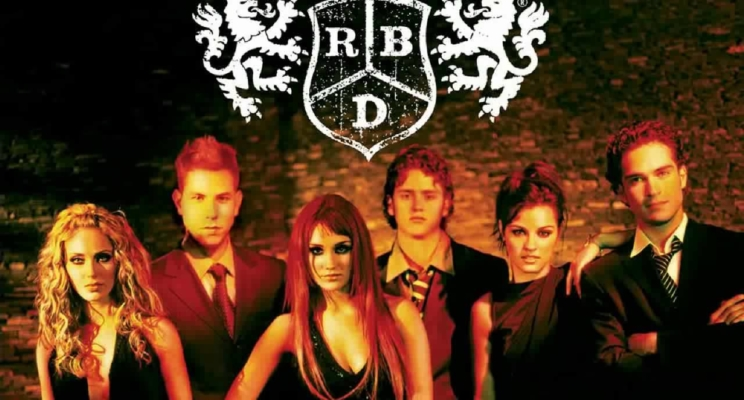 Álbuns do RBD estão dominando o iTunes Brasil como os mais vendidos do momento!