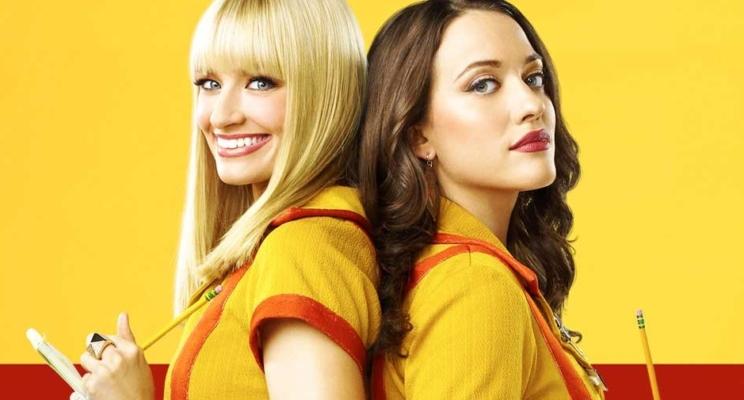 """Após queda de audiência, """"2 Broke Girls"""" é oficialmente CANCELADA!"""