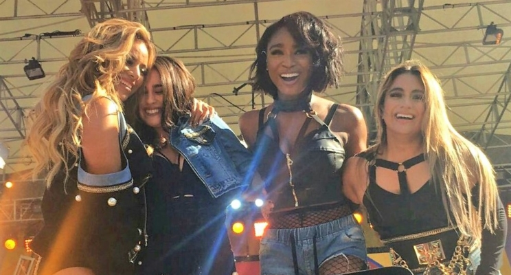 "Fifth Harmony apresenta o novo single ""Down"" no Good Morning America; assista!"