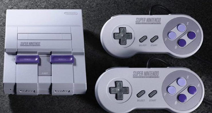 Nintendo anuncia data de lançamento e games do SNES Classic Edition