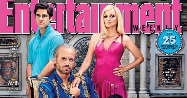 """Ricky Martin e Penélope Cruz em novas imagens de """"American Crime Story: Versace"""""""