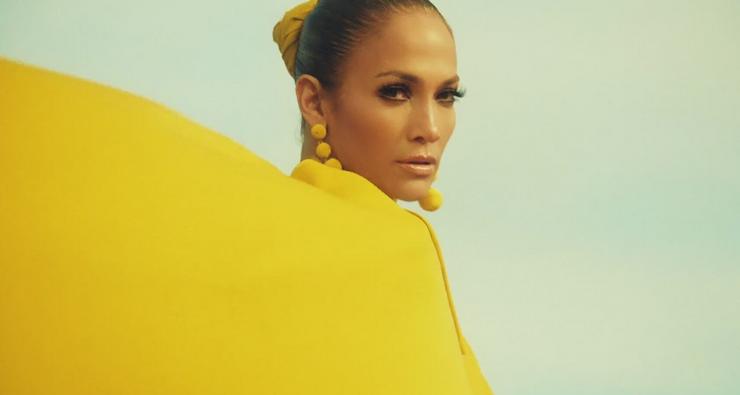 "Jennifer Lopez mostra bastidores de sessão de foto no clipe de ""Ni Tú Ni Yo""!"