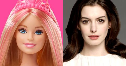 Anne Hathaway é confirmada como protagonista do primeiro filme live-action da Barbie!