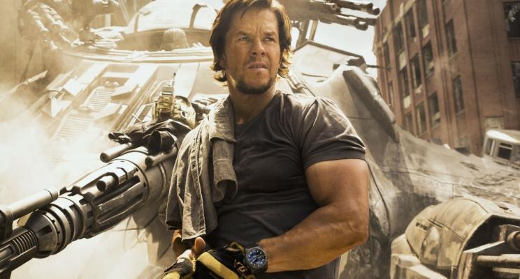 Mark Wahlberg é o ator mais bem pago de Hollywood desse ano!
