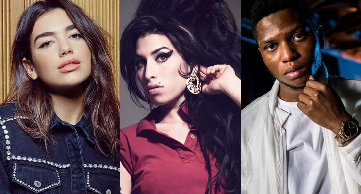 "Dua Lipa e Gallant homenageiam Amy Winehouse com cover LINDO de ""Tears Dry on Their Own"""