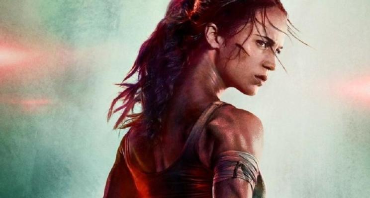 "Lara Croft está de volta! Novo ""Tomb Raider"" ganha primeiro trailer e vídeo de bastidores"