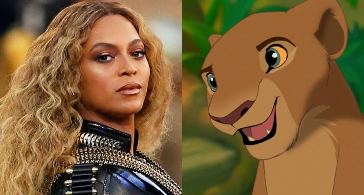 """CONFIRMADO! Beyoncé será Nala no live-action de """"O Rei Leão""""!"""