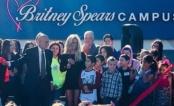 Britney Spears inaugura fundação que cuida de crianças com câncer nos Estados Unidos