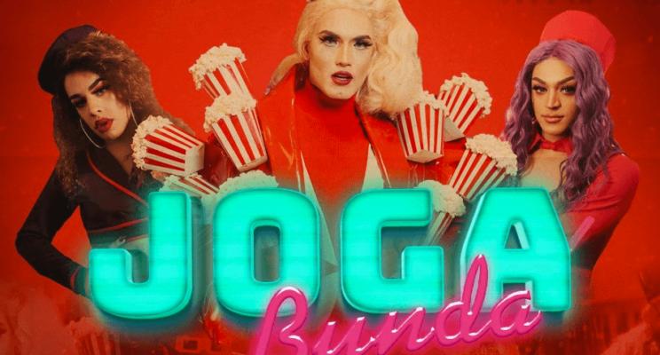 """Vem conhecer o cinema da Aretuza Lovi, Pabllo Vittar e Gloria Groove no clipe de """"Joga Bunda"""""""