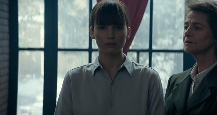 """Jennifer Lawrence é treinada para ser espiã em novo vídeo de """"Operação Red Sparrow"""""""