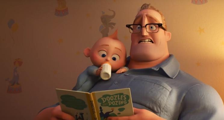 """O primeiro trailer de """"Os Incríveis 2"""" já está entre nós; vem ver!"""