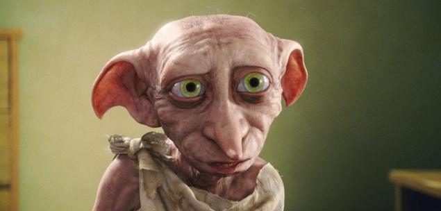 J.K. Rowling pede desculpas pela morte do elfo doméstico Dobby ❤